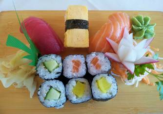Sushi Wok Woklong