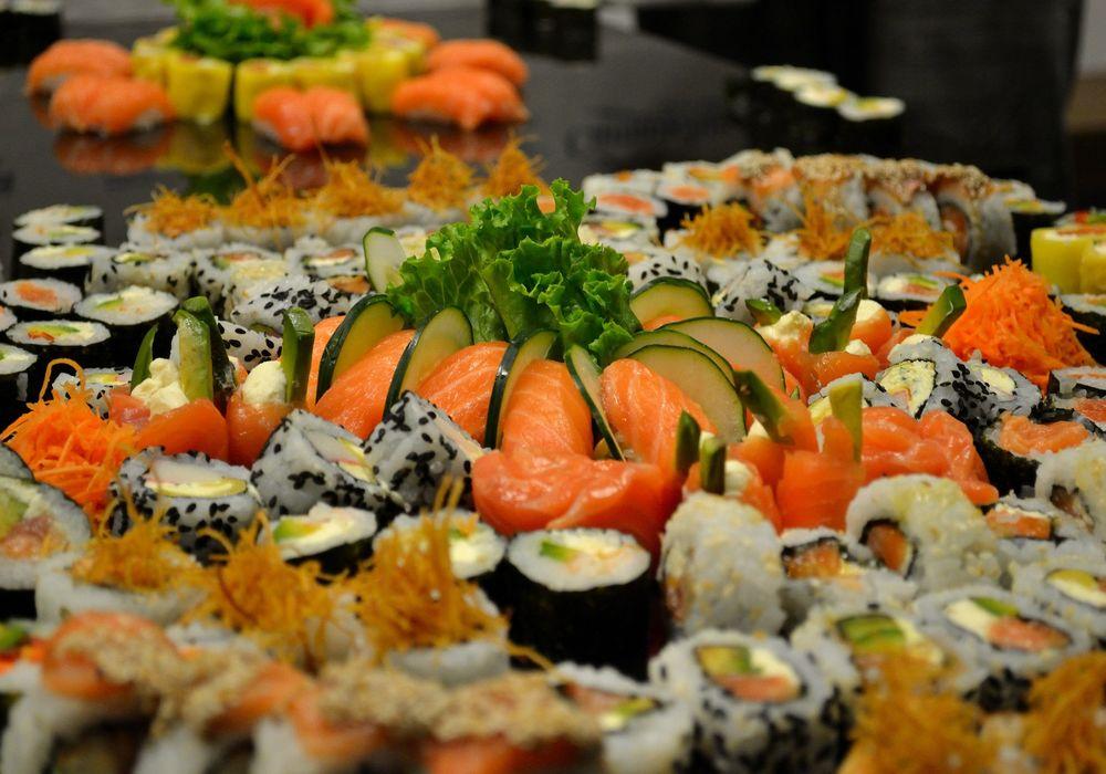 Ristorante Cinese Oriente a Arezzo - Sushi Lovers